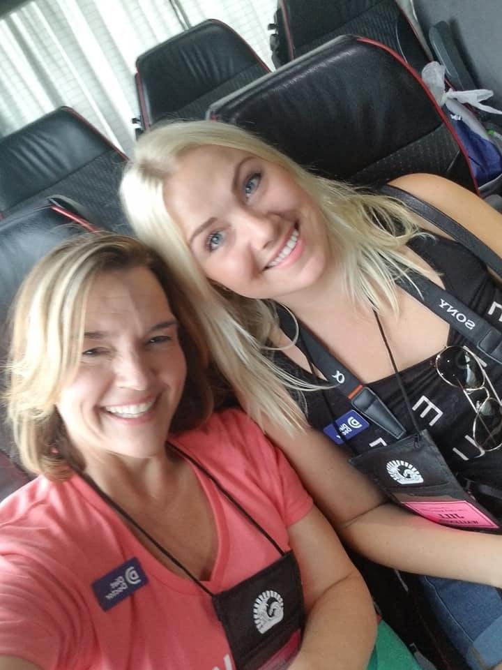 Kristie y Jill