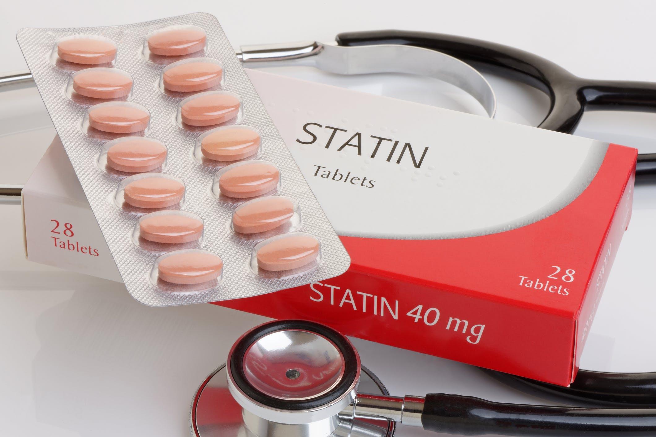Paquete genérico de estatinas
