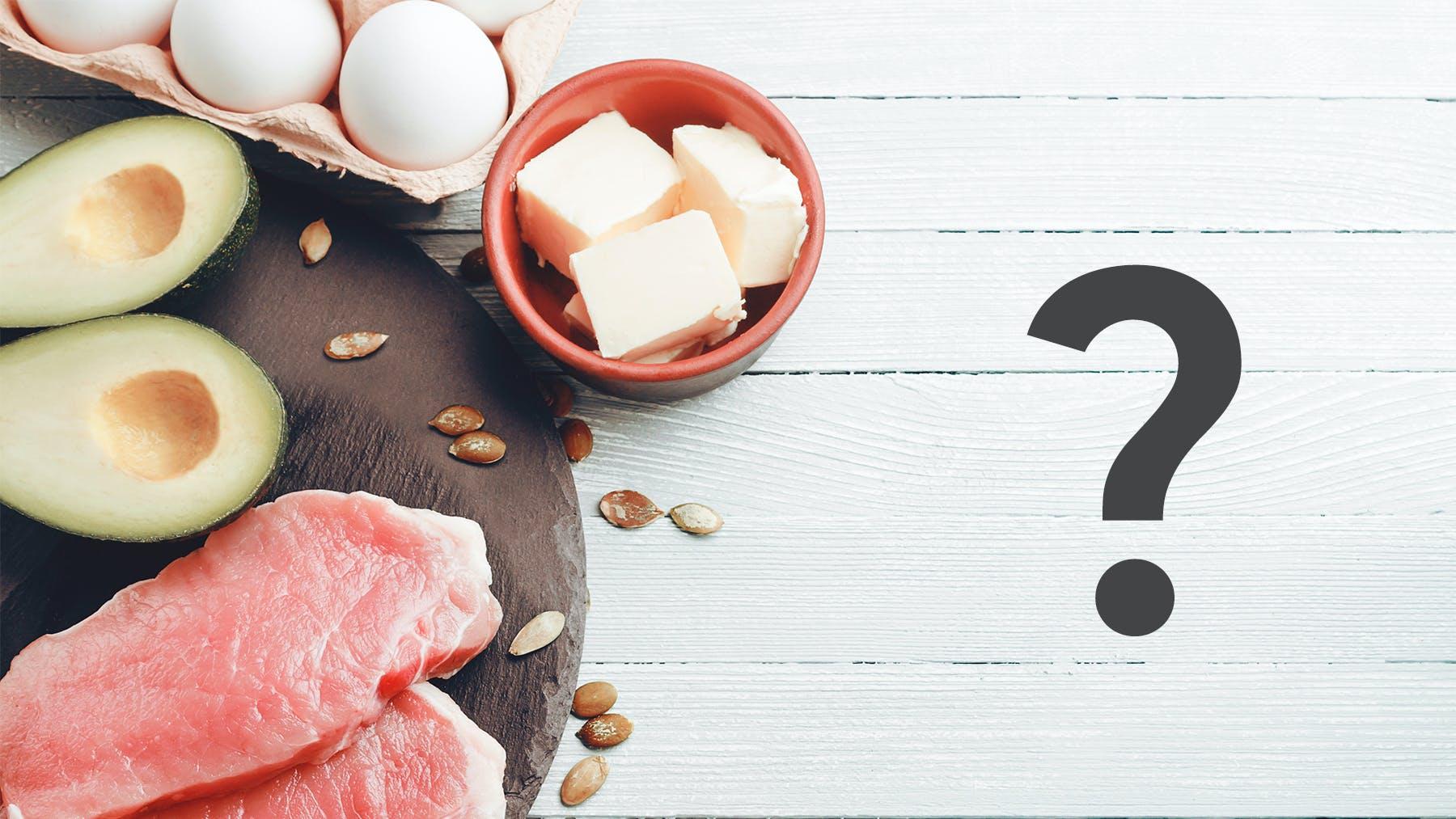 """¿Hay """"importantes dudas"""" de que la dieta cetogénica sea inocua?"""