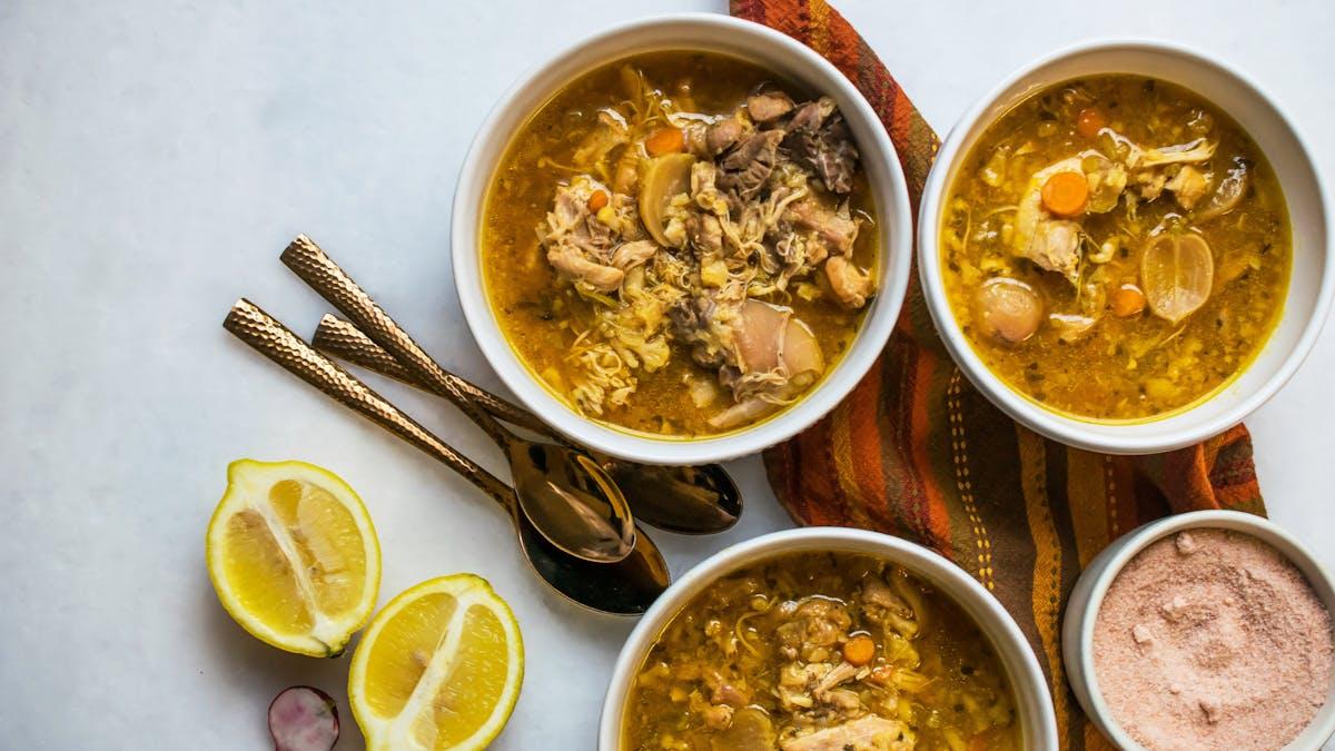 Ajiaco: nuestra deliciosa versión baja en carbohidratos