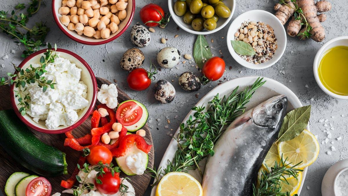 ¿La dieta mediterránea reduce el riesgo de depresión?