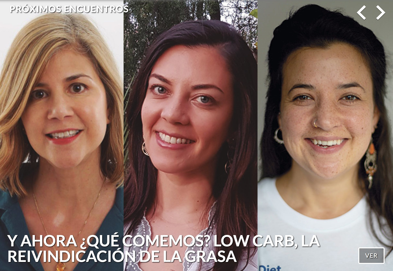 Seminario de bajos carbohidratos en Santiago de Chile: Entradas en venta