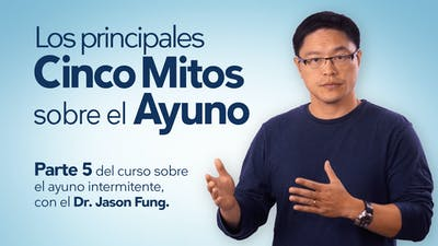 Dr. Jason Fung ayuno intermitente