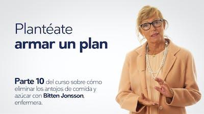 Plantéate armar un plan