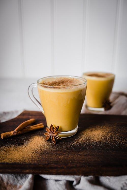 Café especiado de calabaza low carb