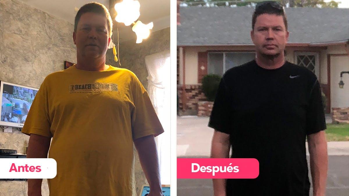 Steven recuperó la autoestima y la confianza en sí mismo
