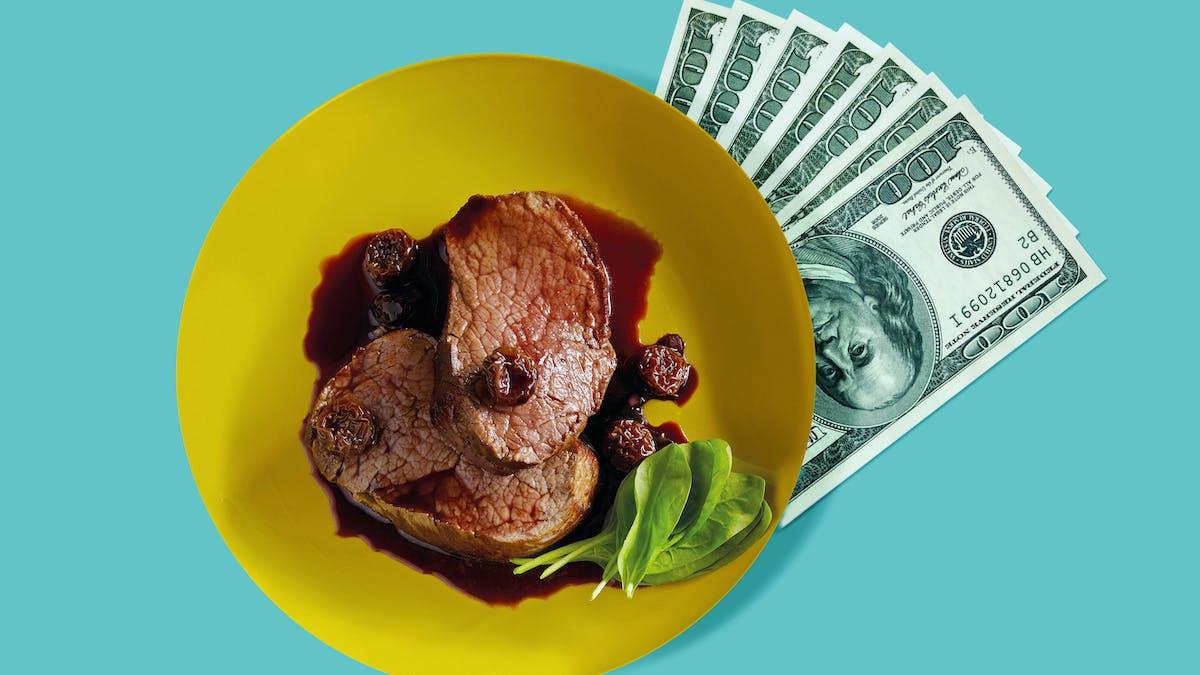 Por qué un impuesto a la carne roja es una mala idea