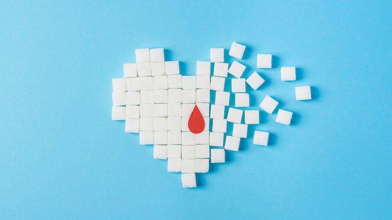 Vínculo diabetes y cardiopatías