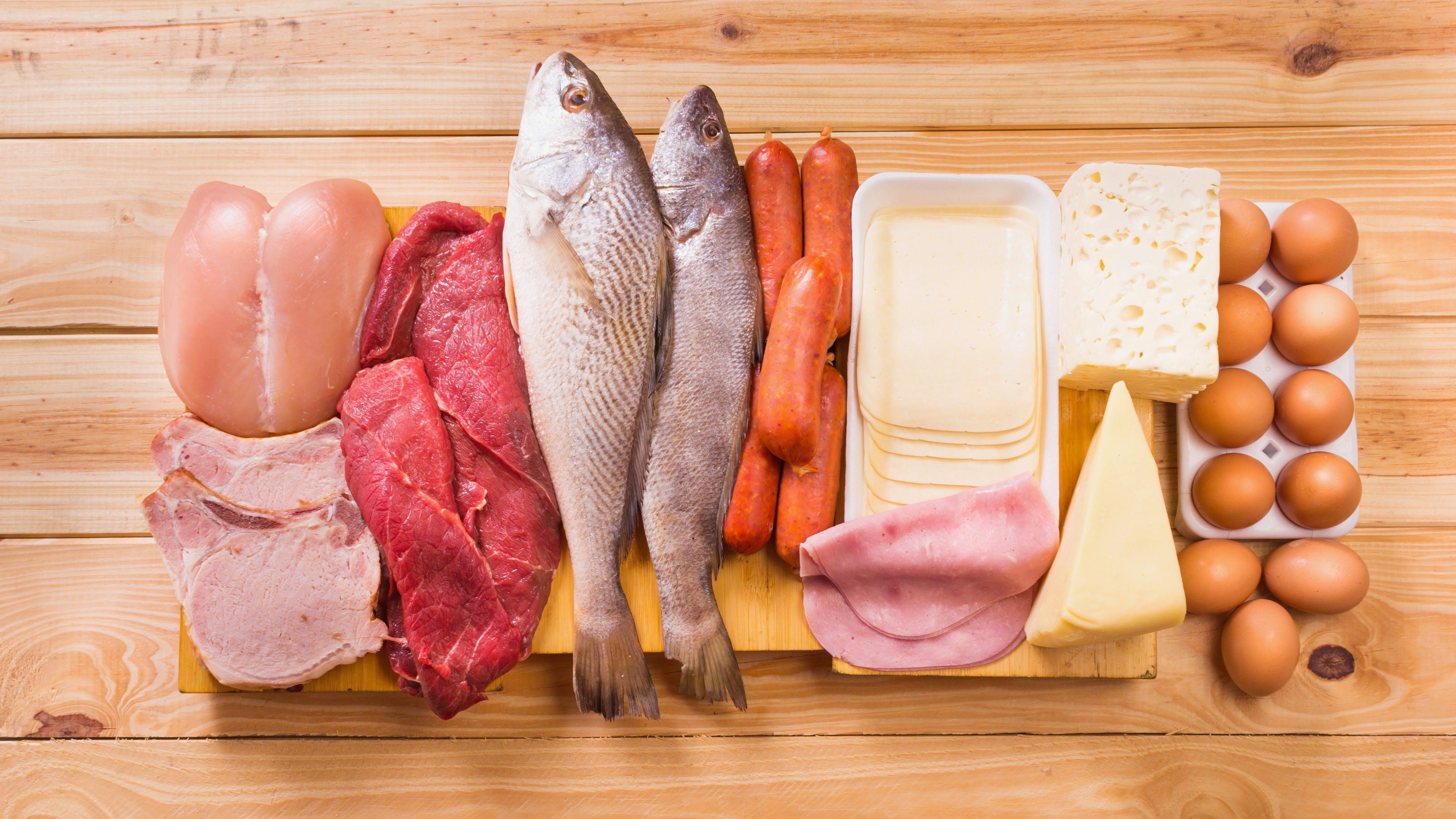 La carne y los lácteos forman parte de una dieta saludable, dicen los expertos