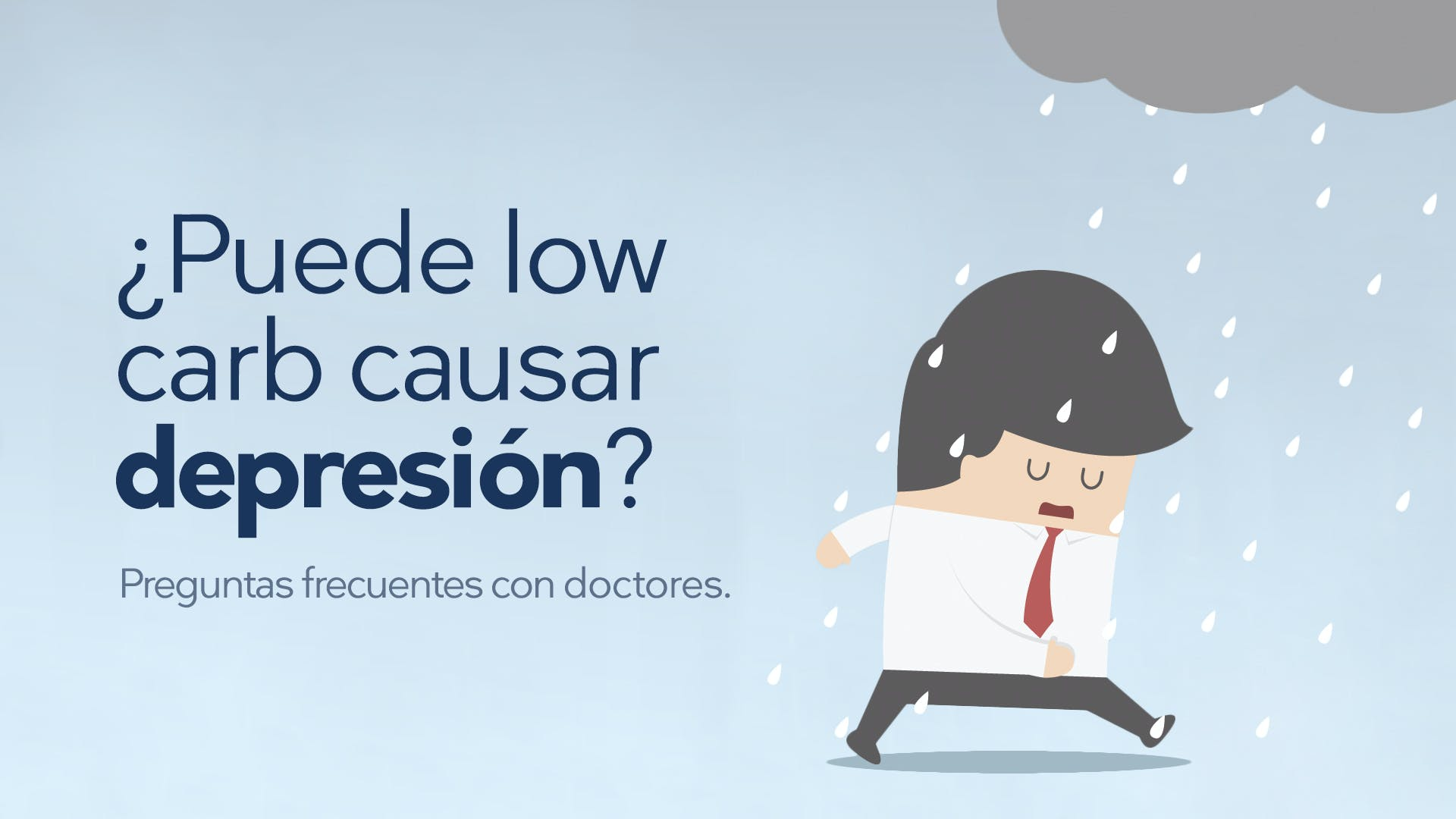 ¿Puede low carb causar depresión?