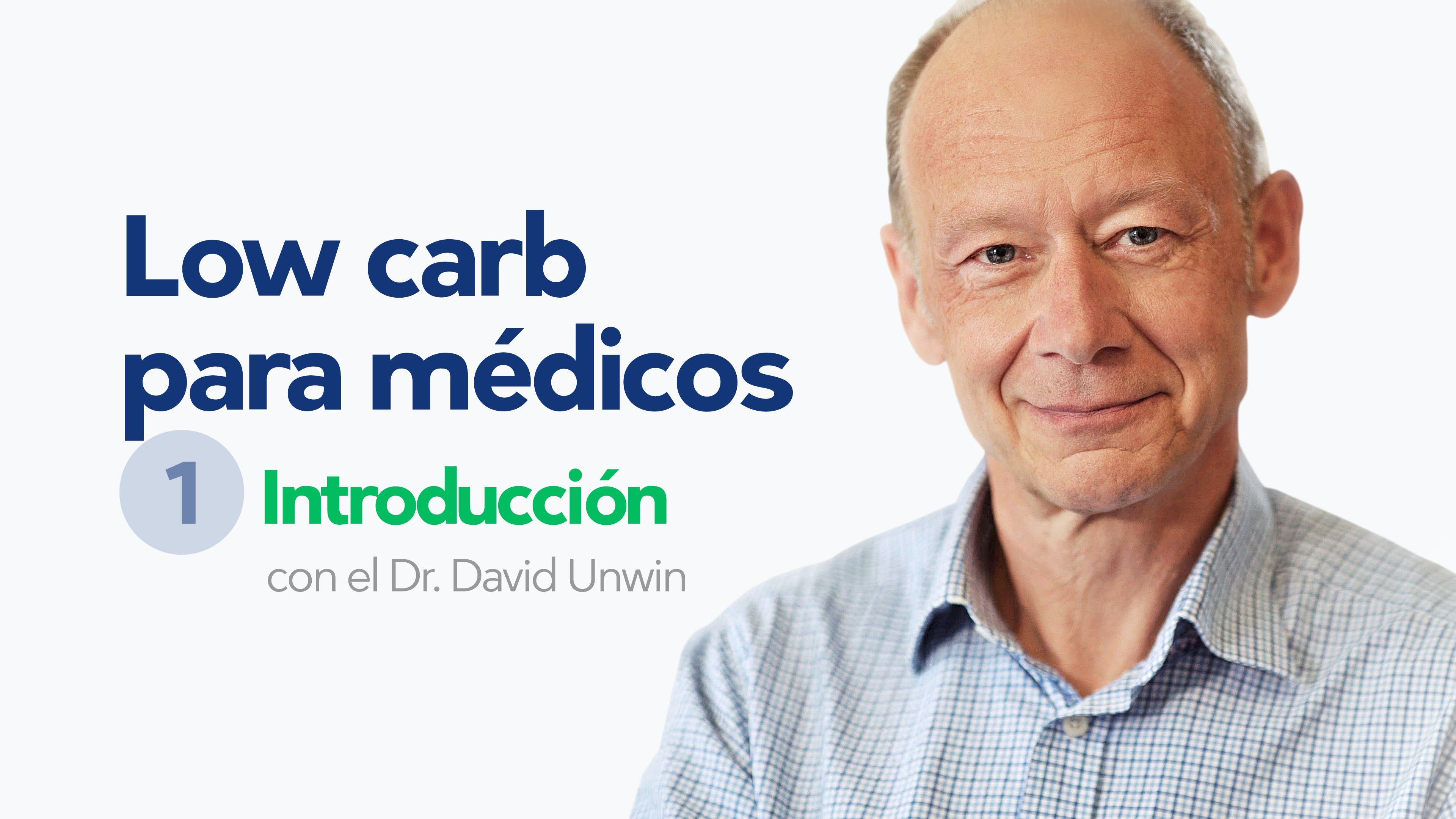 VIDEO - Low carb para médicos (Parte 1)