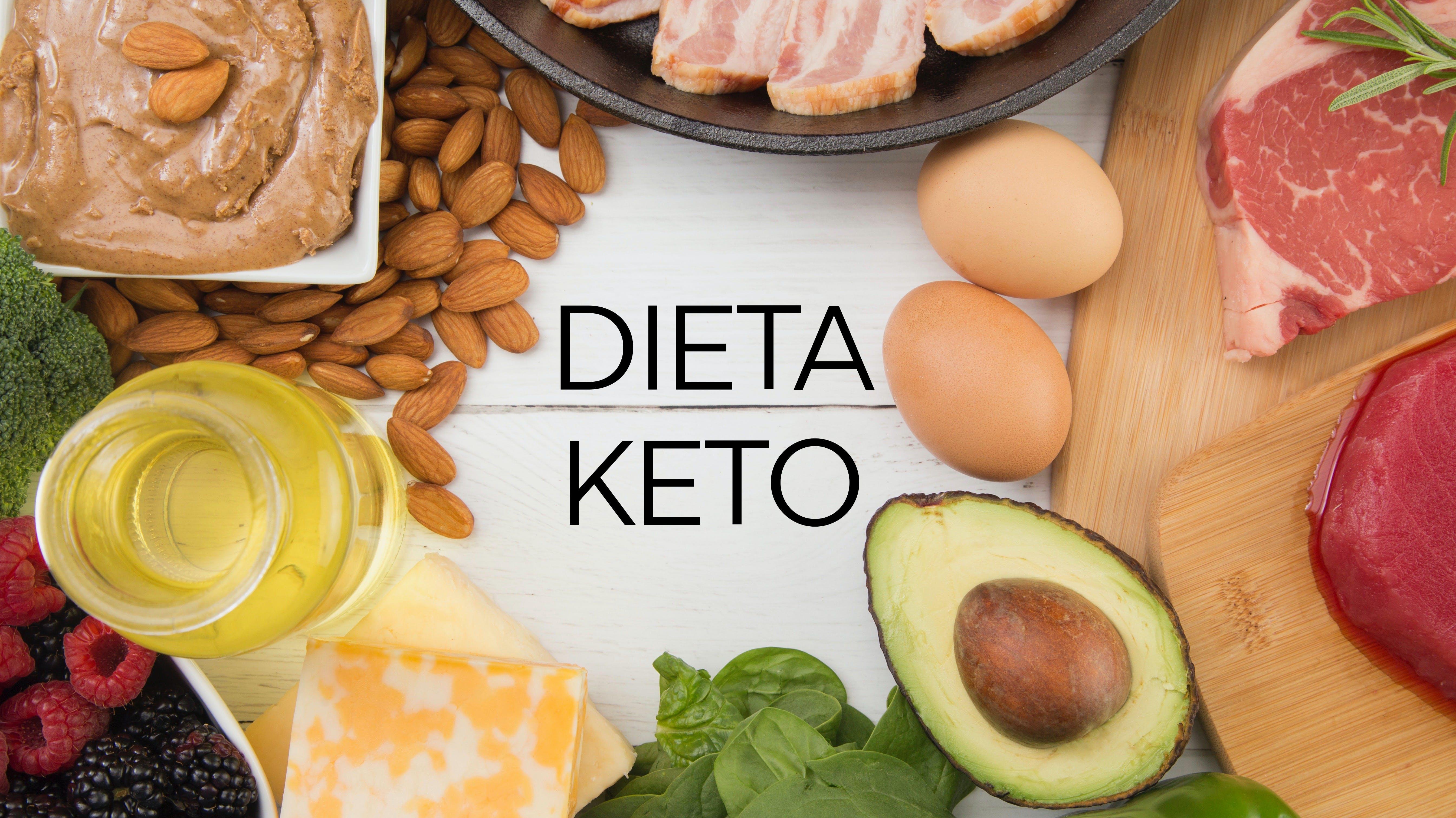 Varios alimentos que son perfectos para la dieta keto