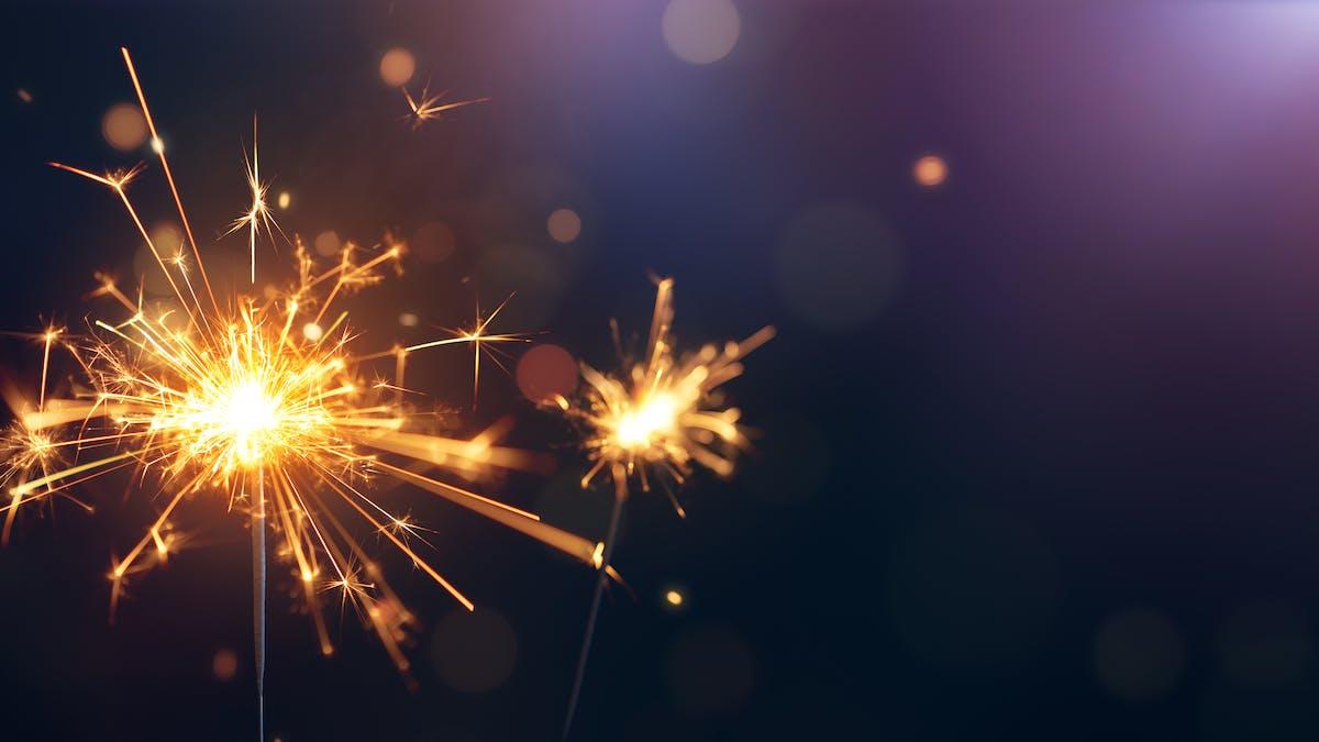 Propósitos de año nuevo: ¡cuatro pasos para ponerse en marcha y continuar en 2019!