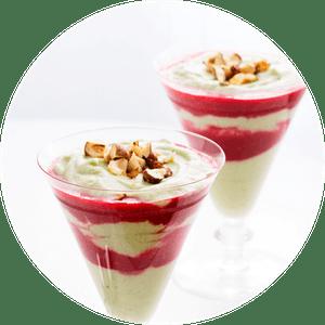 Low-carb desserts