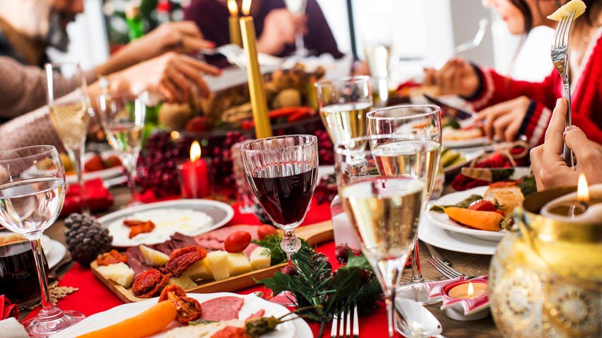 ¡Felices fiestas bajas en carbos!