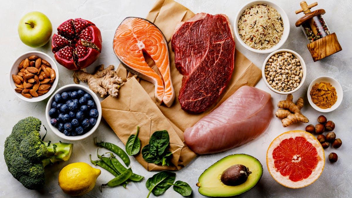 ¿Cuánta proteína debes comer para una vida más larga?