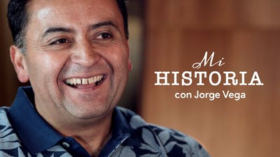 Mi Historia, con Jorge Vega