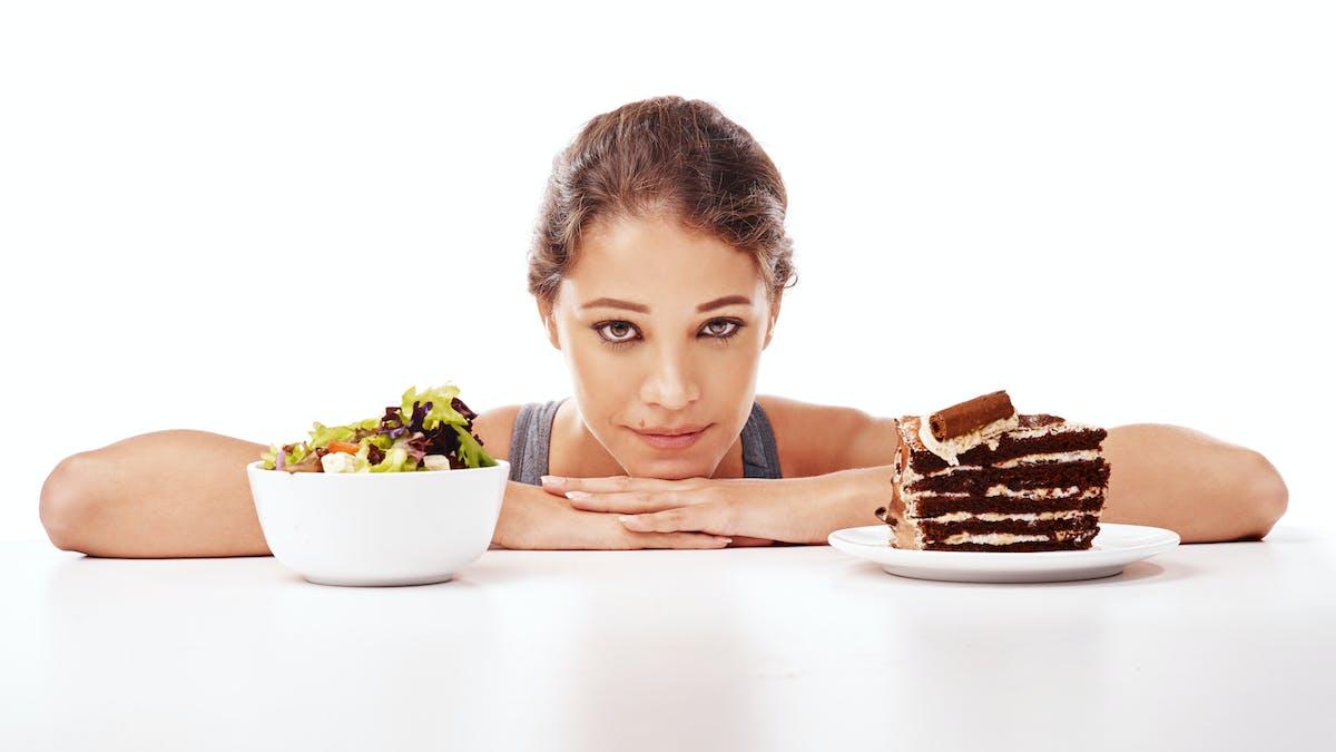 Los británicos dejan sus dietas porque piensan que la comida sana es aburrida.
