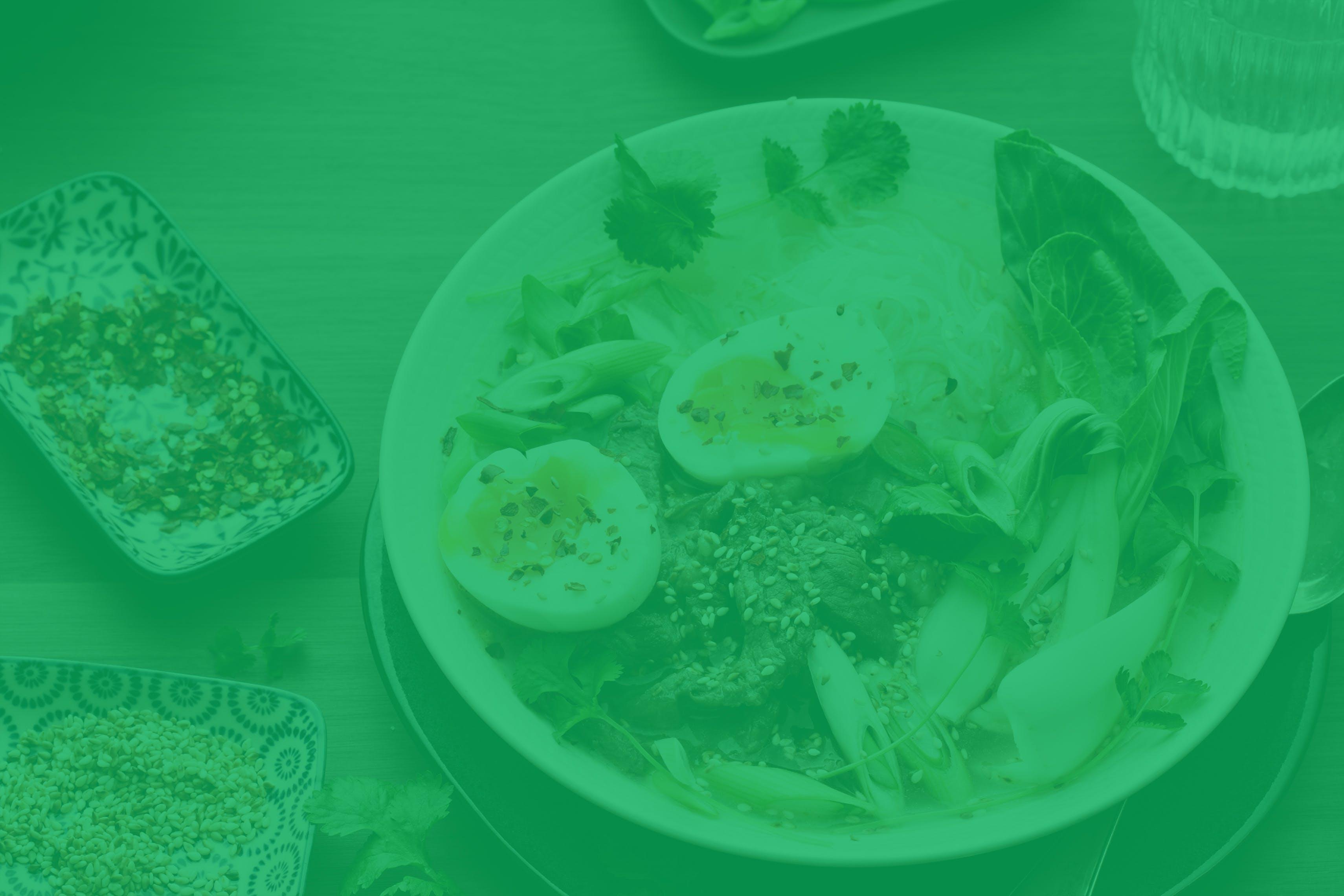 Cocina mundial: Menús bajos en carbos