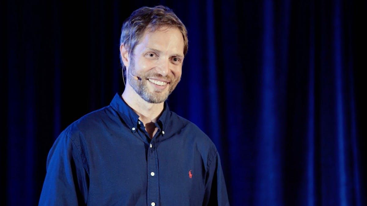 Dr. Andreas Eenfeldt: Empoderando a gente de todo el mundo a revolucionar su salud