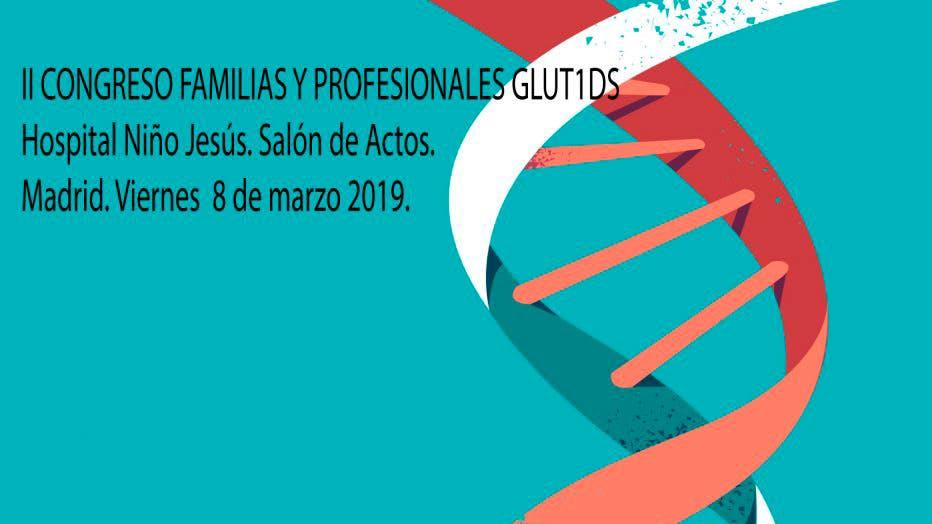 Congreso gratuito sobre Glut 1 y dieta cetogénica en Madrid