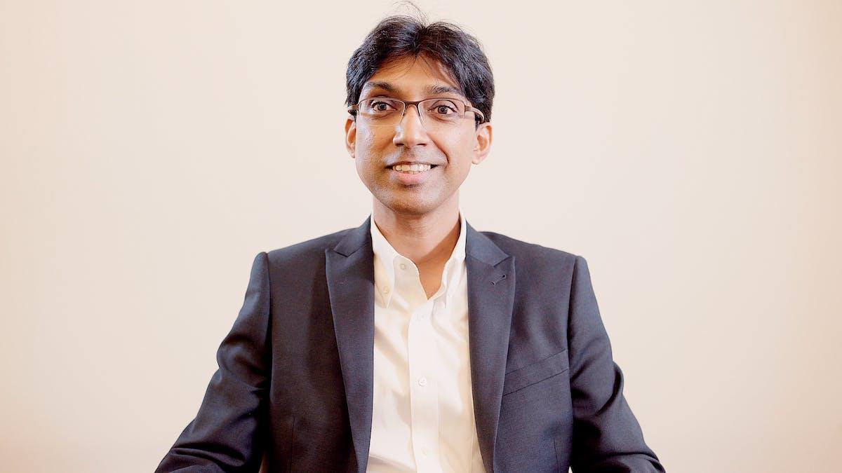 La historia del Dr. Sanjeev Balakrishnan