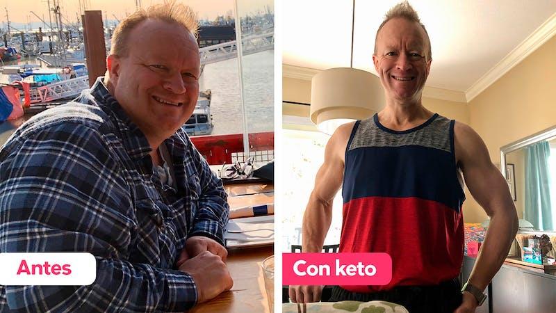 dieta cetosis y historias de éxito de ayuno intermitente