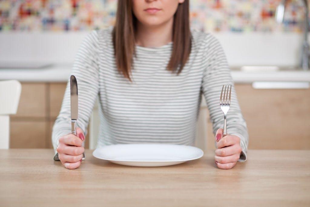 Esperando comida