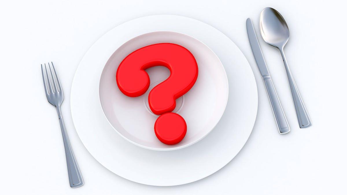 Preguntas y respuestas sobre los bajos carbos y keto