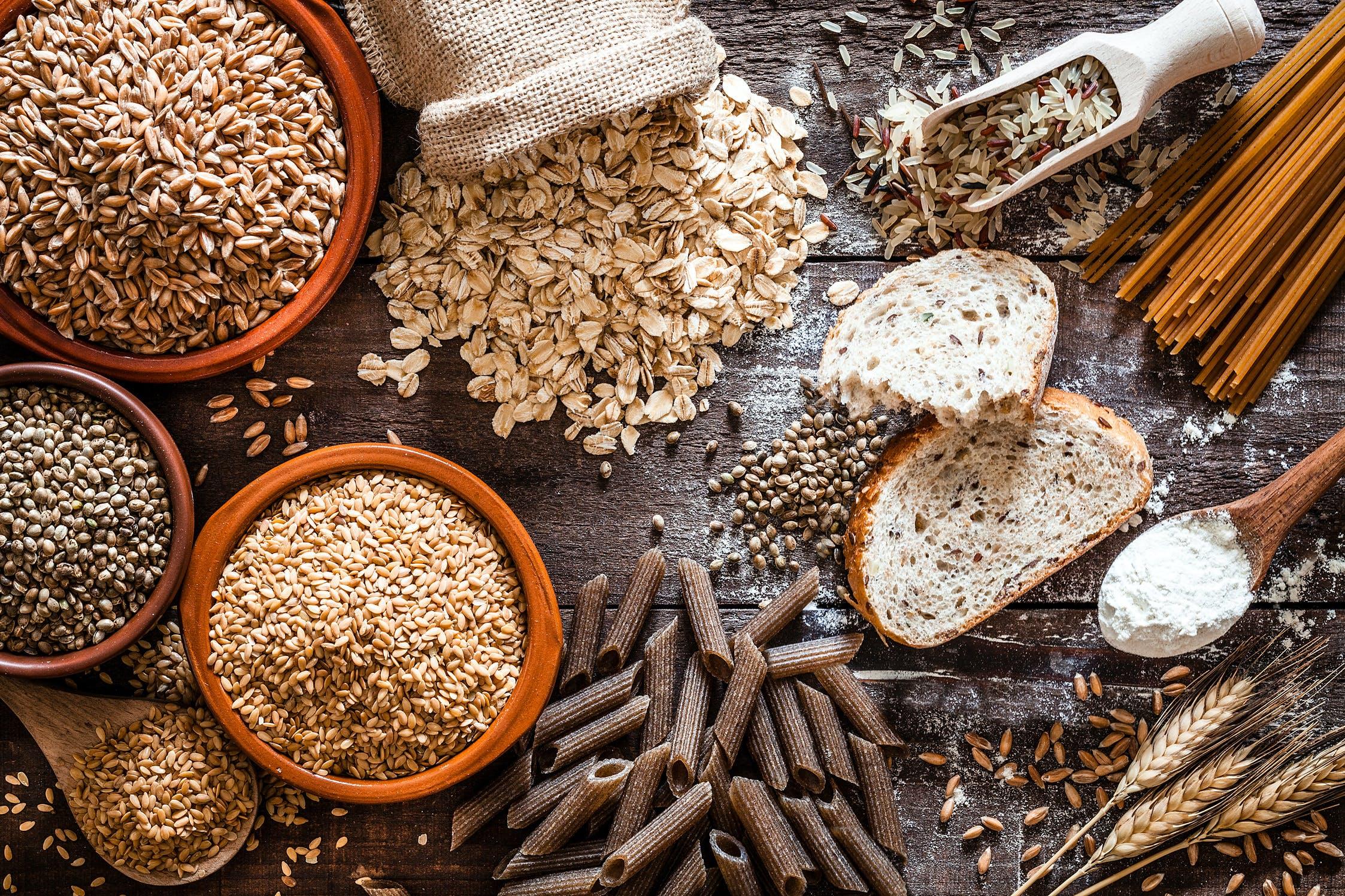 ¿Hacen falta los granos integrales en una dieta baja en carbos?