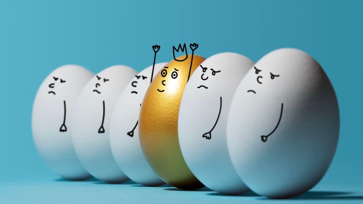 ¿Los huevos son malos —luego buenos— después malos de nuevo? ¿Qué ocurre?