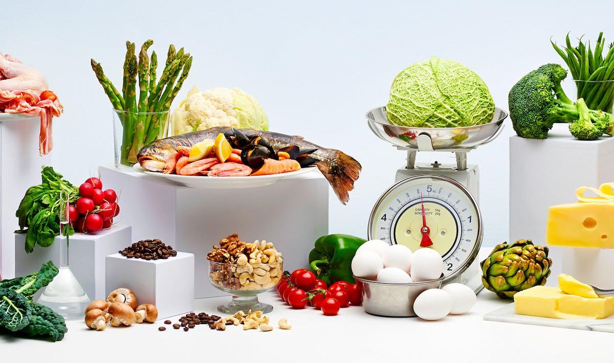 lista de alimentos para una dieta baja en carbohidratos