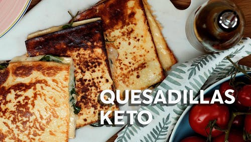 Quesadillas Keto