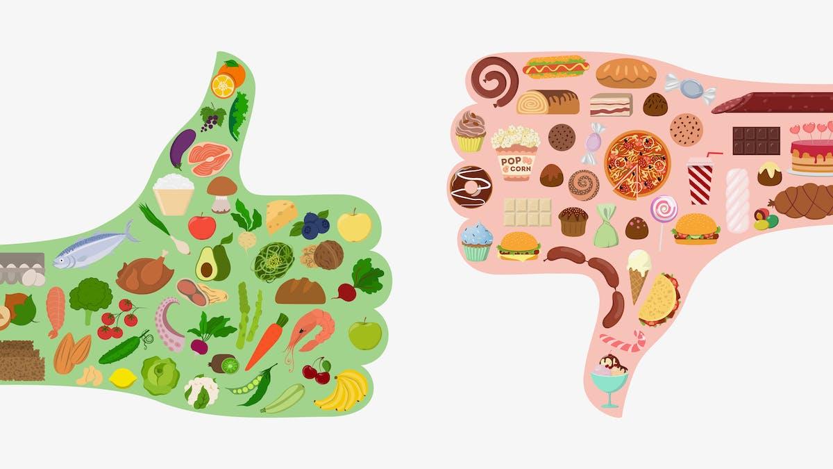 Popular columnista cuestiona las recomendaciones alimentarias