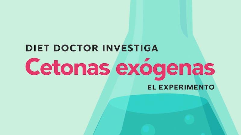 Cetonas exógenas 2: El experimento