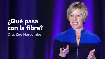 ¿Qué pasa con la fibra? — Dra. Zoë Harcombe