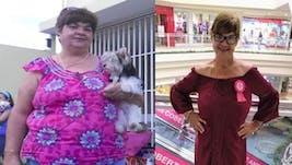 Gracias a keto, Edith es ahora una mujer llena de salud y energía