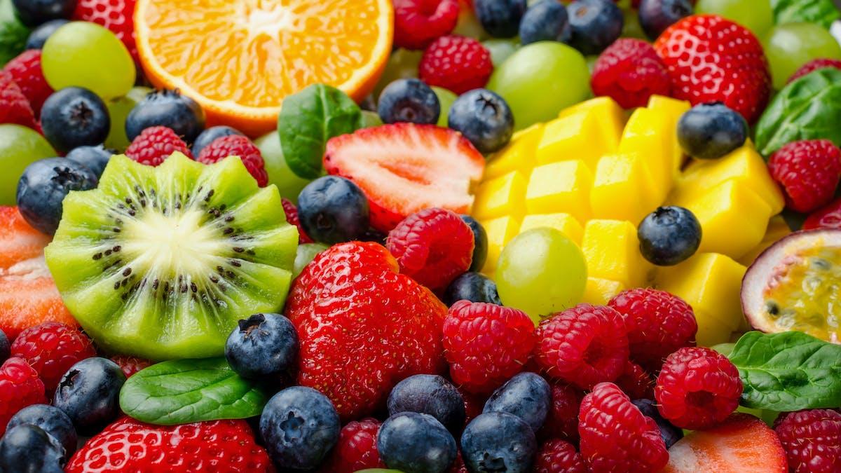 Disminución de las ventas de fruta debido a la dieta keto