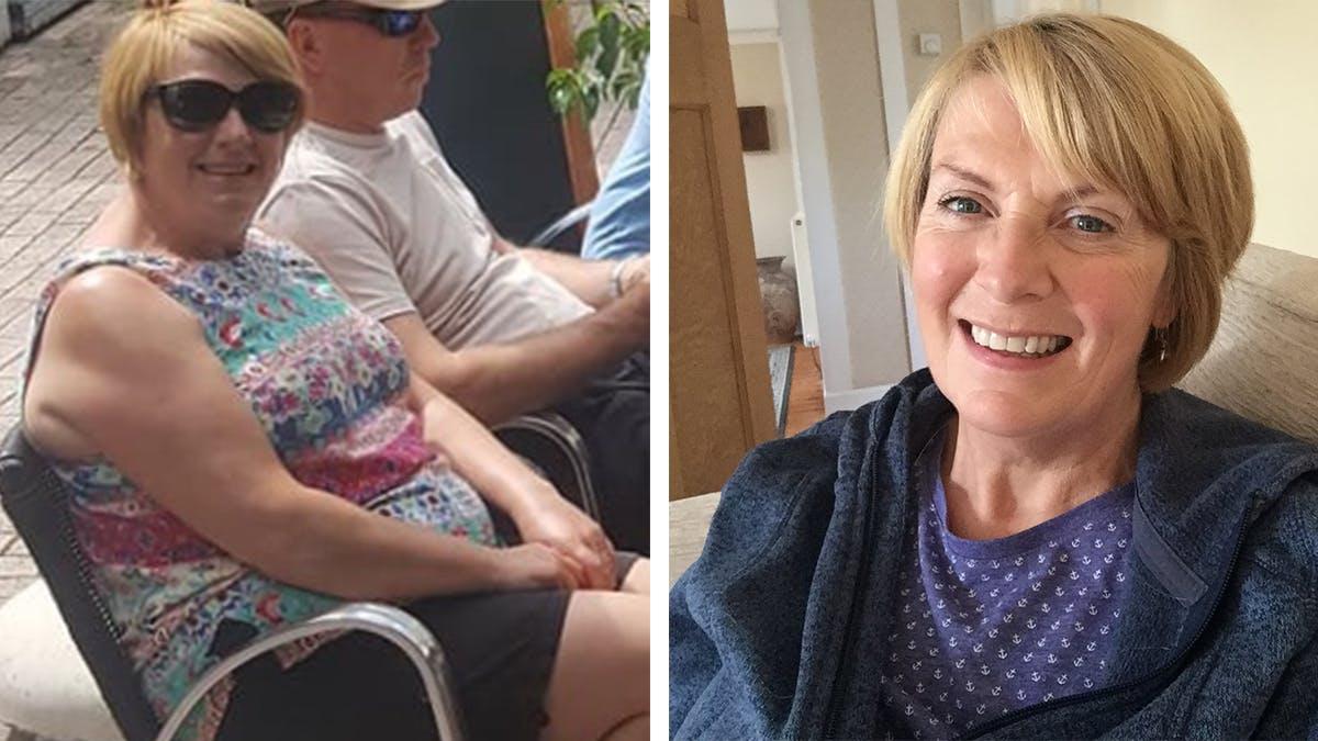 Cómo Barbara perdió los kilos más difíciles tras la menopausia