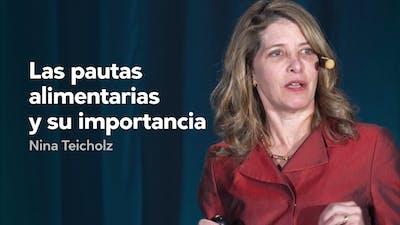 Las pautas alimentarias — Nina Teicholz