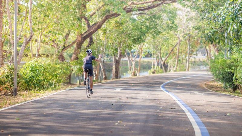 baberos para ciclismo de resistencia y diabetes tipo 1
