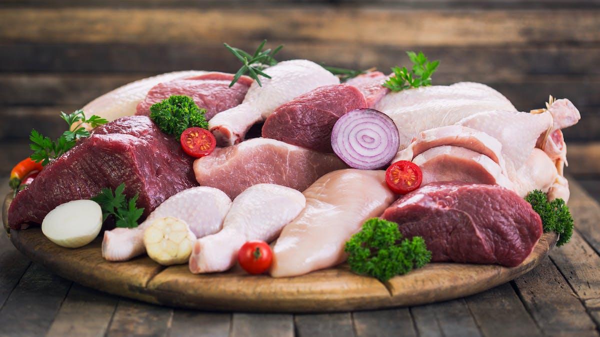 Estudio muestra que la carne roja y la blanca aumentan las partículas LDL grandes