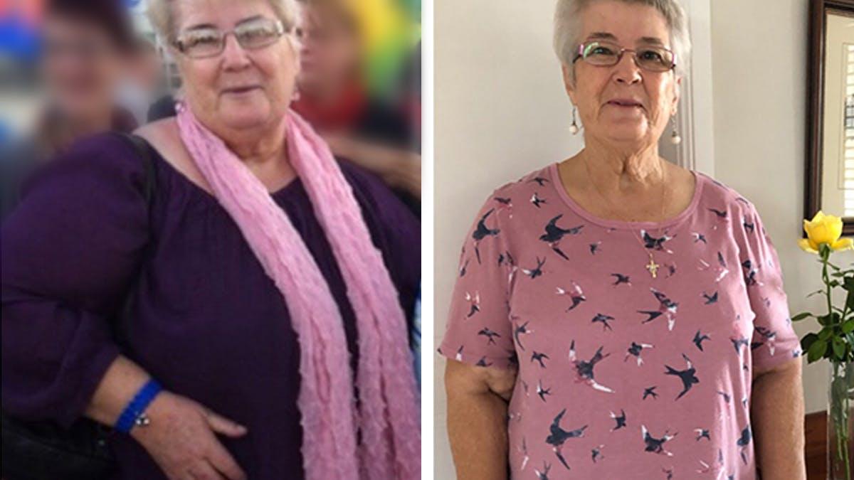 Cómo Gayle consiguió cambiar su vida con 66 años