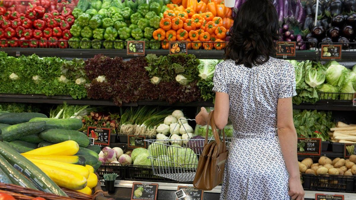 Lista de la compra cetogénica: qué comprar