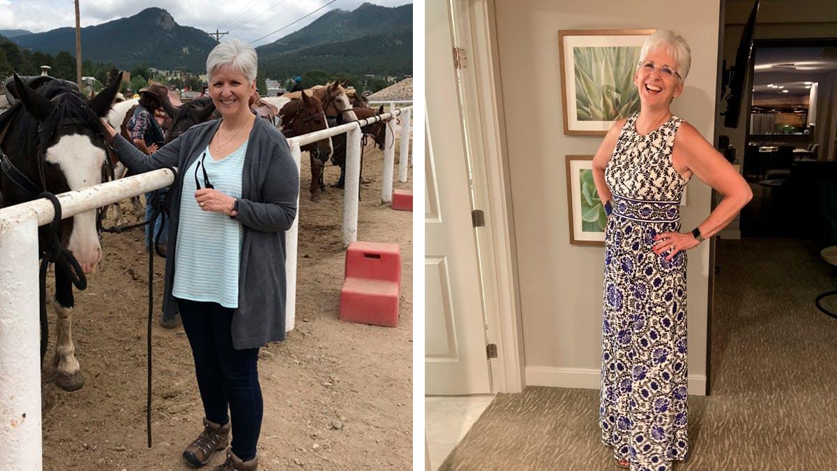 Cómo Deb perdió 26 kg con la dieta keto