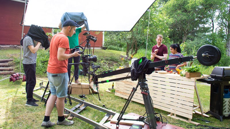 filmando con KetoConnect
