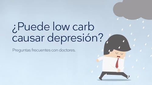 Preguntas frecuentes: ¿Puede low carb causar depresión?