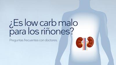 Preguntas frecuentes: ¿Es low carb malo para los riñones?