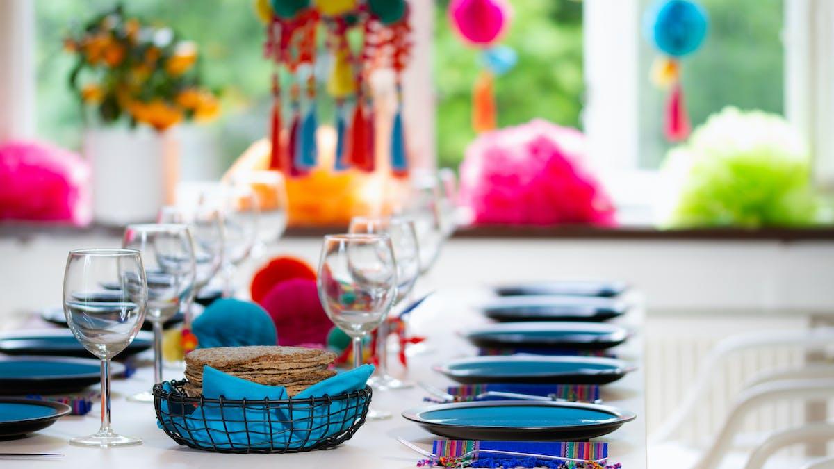 Colección de recetas: Colores y sabores de México