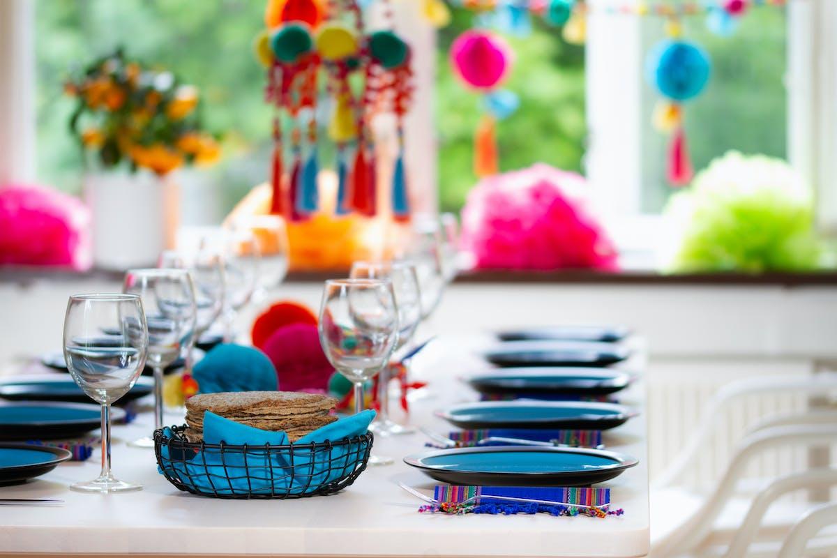 Colores y sabores de México